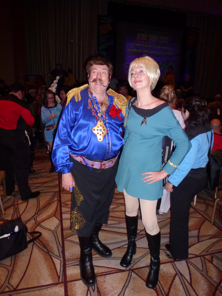 harry mudd star trek las vegas 2013
