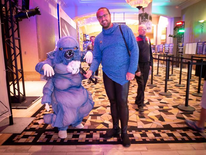 tardigrade cosplay discovery