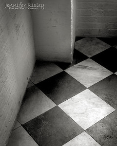 Hatteras Lighthouse Floor