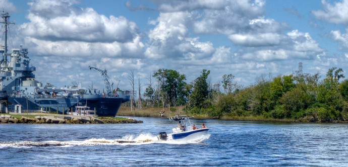 wilmington north carolina boating