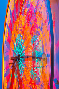 Ferris Wheel Ferris Wheel in Portland Oregon