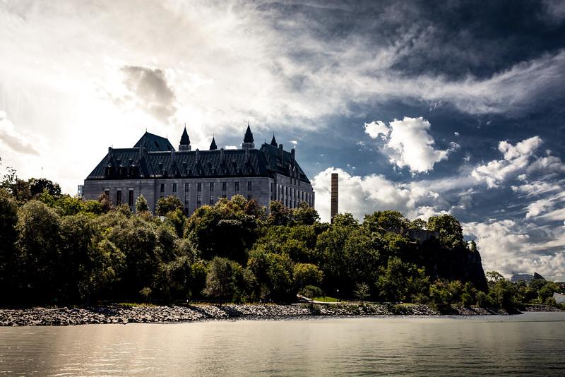 Supreme Court in Ottawa