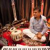 Mushfiq has us over for a private show in his home studio