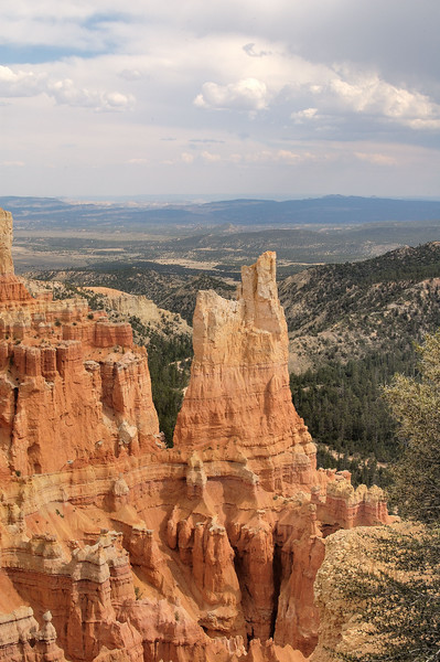 Fairview Point<br /> Bryce Canyon National Park