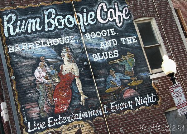 Rum Boogie Cafe