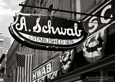 A. Schwab Sign