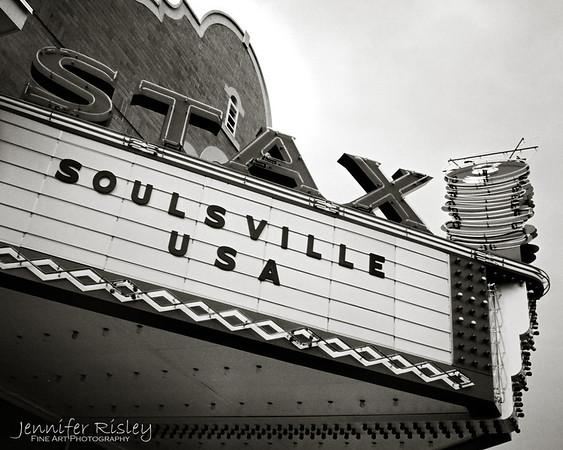 Stax: Soulsville, USA