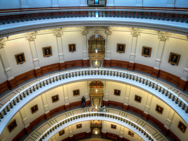 austin texas state capitol building