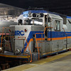Maryland Area Regional Commuter EMD GP39H-2 at Washington DC Union Station.