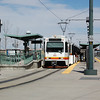 Light Rail in Denver, RDTs 102 at Union Station.