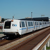 A BART 'A' Car at West Oakland.