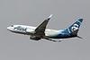N611AS Boeing 737-790 c/n 29753 Los Angeles/KLAX/LAX 25-01-18