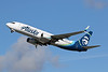 N566AS Boeing 737-890 c/n 335182 Los Angeles/KLAX/LAX 25-01-18