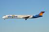N427NV Douglas MD-82 c/n 49436 Las Vegas-McCarran/KLAS/LAS 13-11-16