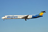 N414NV Douglas MD-88 c/n 49766 Las Vegas-McCarran/KLAS/LAS 13-11-16