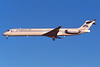 """N862GA Douglas MD-83 """"Allegiant Air"""" c/n 49556 Las Vegas/KLAS/LAS 10-03-04 (35mm slide)"""