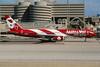 "N908AW Boeing 757-2G7 c/n 24233 Phoenix-Sky Harbor/KPHX/PHX 14-03-04 ""Arizona Cardinals"" (35mm slide)"
