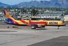 "N901AW Boeing 757-2S7 c/n 23321 Phoenix-Sky Harbor/KPHX/PHX 12-03-04 ""Arizona"" (35mm slide)"