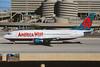 N315AW Boeing 737-3S3 c/n 23734 Phoenix-Sky Harbor/KPHX/PHX 12-03-04 (35mm slide)