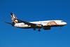 """N315TZ Boeing 737-83N """"American Trans Air"""" c/n 28245 Las Vegas/KLAS/LAS 11-03-04 (35mm slide)"""