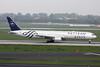 "N844MH Boeing 767-432ER c/n 29717 Dusseldorf/EDDL/DUS 18-10-15 ""Skyteam"""