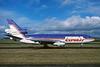 "N306FE Douglas DC-10-30F ""Federal Express"" c/n 48287 Prestwick/EGPF/PIK 19-03-95 (35mm slide)"