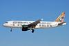 """N201FR Airbus A320-214 c/n 3389 Las Vegas-McCarran/KLAS/LAS 13-11-16 """"Caribou"""""""