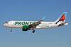 """N228FR Airbus A320-214 c/n 5526 Las Vegas-McCarran/KLAS/LAS 13-11-16 """"Red Cardinal"""""""