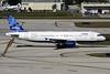 "N612JB Airbus A320-232 c/n 2447 Fort Lauderdale-International/KFLL/FLL 02-12-08 ""Mosaic"""