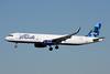 """N935JB Airbus A321-231 c/n 6185 Las Vegas-McCarran/KLAS/LAS 13-11-16 """"Prism"""""""