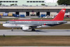 N343NB Airbus A319-114 c/n 1752 Fort Lauderdale-International/KFLL/FLL 02-12-08