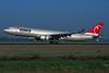 N803NW Airbus A330-323X c/n 542 Amsterdam/EHAM/AMS 22-04-05 (35mm slide)