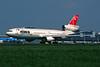 N239NW Douglas DC-10-30 c/n 48290 Oshkosh/KOSH/OSH 22-04-05 (35mm slide)