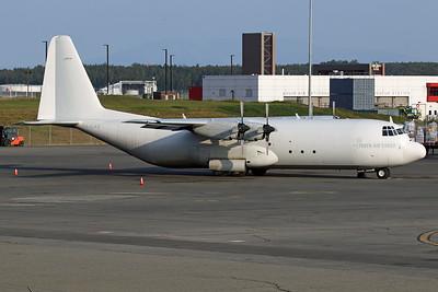 "P4-LAS Lockheed L-100-30 Hercules ""Lynden Air Cargo"" c/n 4600 Anchorage-International/PANC/ANC 10-08-19"