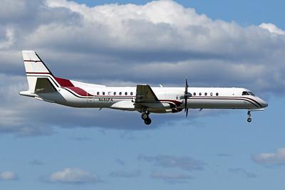 "N686PA SAAB 2000 ""PenAir"" c/n 017 Anchorage-International/PANC/ANC 07-08-19"