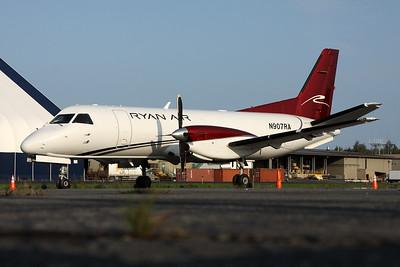 """N907RA SAAB SF.340A(F) """"Ryan Air"""" c/n 111 Anchorage-International/PANC/ANC 10-08-19"""