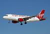 """N526VA Airbus A319-112 """"Virgin America"""" c/n 3347 Las Vegas-McCarran/KLAS/LAS 13-11-16"""