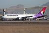 """N582HA Boeing 767-33AER """"Hawaiian Airlines"""" c/n 28139 Phoenix-Sky Harbor/KPHX/PHX 17-11-16"""