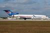 """N395AJ Boeing 727-233F """"Amerijet Internatioanl"""" c/n 21100 Miami/KMIA/MIA 04-12-08"""