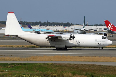 "N405LC Lockheed L-100-30 Hercules ""Lynden Air Cargo"" c/n 5025 Anchorage-International/PANC/ANC 10-08-19"