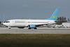 """N43XA Boeing 737-4S3 """"Xtra Airways"""" c/n 24796 Miami/KMIA/MIA 05-12-08"""