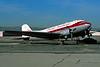 """N47TF Douglas DC-3 C-47A-5-DK c/n 12317 Chino/KCNO/CNO 09-03-04 """"PSA"""" (35mm slide)"""