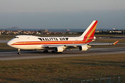 "N402KZ Boeing 747-481F ""Kalitta Air"" c/n 34017 Istanbul - Ataturk/LTBA/IST 09-10-18"