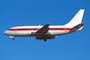"""N5175U Boeing CT-4A """"E.G.& G. Inc"""" c/n 20689 Las Vegas/KLAS/LAS 10-03-04 (35mm slide)"""