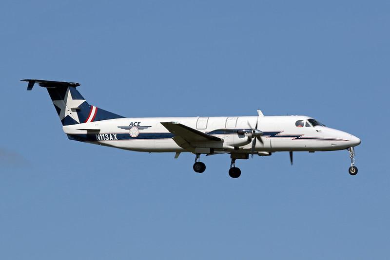 "N113AX Beech 1900C-1 ""Alaska Central Express"" c/n UC-41 Anchorage-International/PANC/ANC 07-08-19"