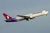 """N583HA Boeing 767-33AER """"Hawaiian Airlines"""" c/n 25531 Phoenix-Sky Harbor/KPHX/PHX 16-11-16"""