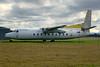 """N385BA Fairchild FH-27A """"Christchurch Airport Fire Department"""" c/n 24 Christchurch/NZCH/CHC 12-04-12"""