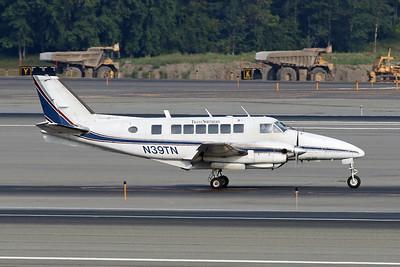 "N39TN Beech 99 ""Trans Northern Aviation"" c/n U-2 Anchorage-International/PANC/ANC 10-08-19"