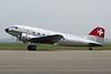 N431HM Douglas DC-3 C-47A-45-DL c/n 9995 Dole/LFGJ/DLE 14-10-15