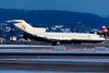 N727VJ Boeing 727-44 c/n 19318 Zurich/LSZH/ZRH 29-01-05 (35mm slide)